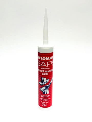 HYLOMAR EAP5 Exhaust Assembly & Jointing Paste Asbestos Free 500G Cartridge