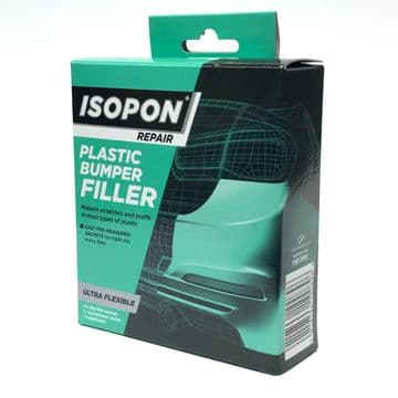 Isopon Plastic Bumper Repair Filler 4 x 25g Ultra Flexible