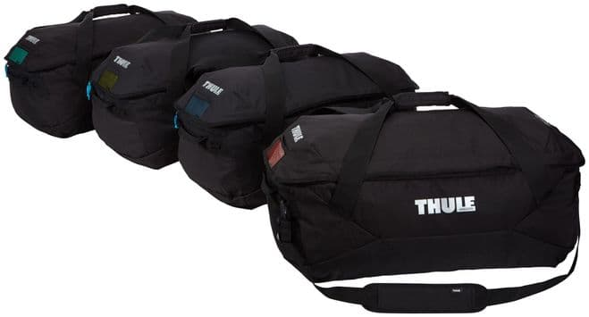 NEW Thule Go Pack Set 8006 Set of 4 Duffel Bags for Roof Boxes