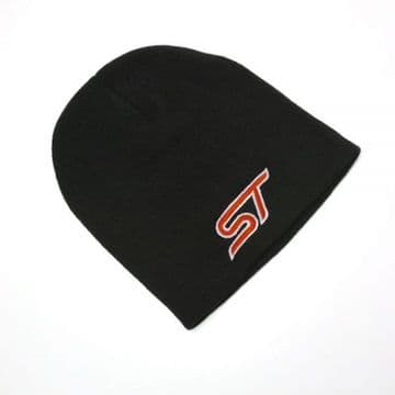 Richbrook Official Licensed Product Ford ST Logo Beanie Hat 100% Cotton Twill