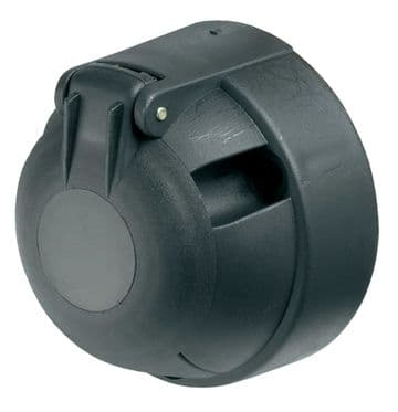 Ring 12N 7 Pin Plastic Towing Socket A0008