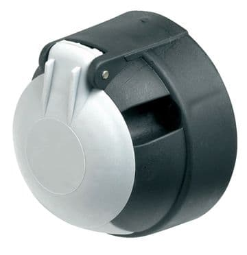 Ring 12S 7 Pin Plastic Socket A0028