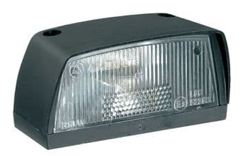 Ring Large Number Plate Lamp Black RCT780
