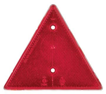 Ring Triangular Red Reflectors X2 RCT550