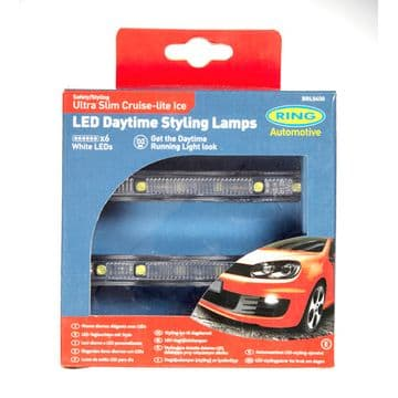 Ring Ultra Slim Cruise Lite Ice LED Styling Lamps BRL0400