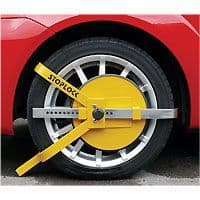 "Stoplock Wheel Clamp 13'' to 15"" Wheels"
