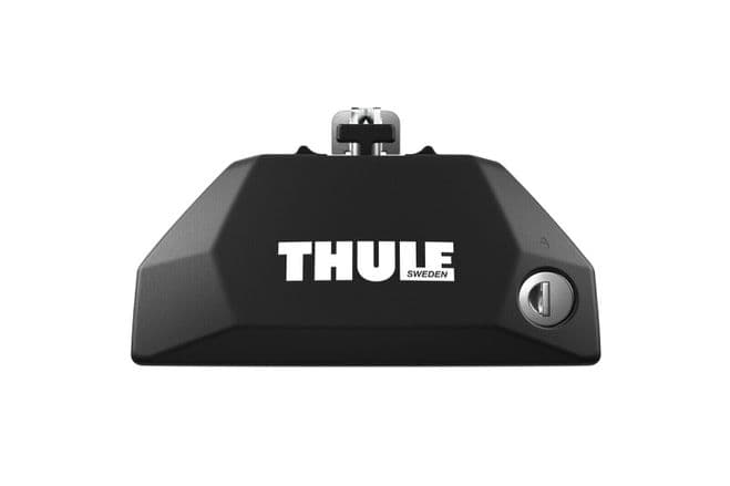 Thule 710600 New Easy Fit Evo System Foot Pack For Vehicles With Flush Rails