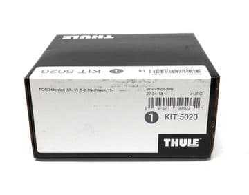 Thule Evo Fitting Kit 5020 Ford Mondeo 15- Without Pre-Existing Roof Attachments