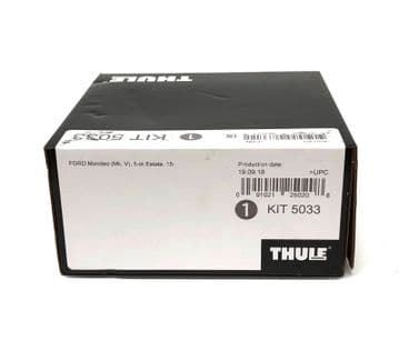 Thule Evo Fitting Kit 5033 Mondeo Est.15- Without Pre-Existing Roof Attachments
