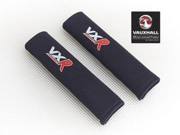 Vauxhall VXR Logo Seatbelt Pads 440023 - Official licensed Product