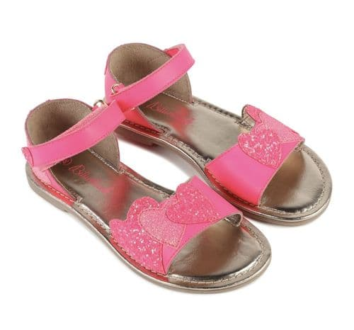 Billieblush SS20 U19226 Flourescent sandals
