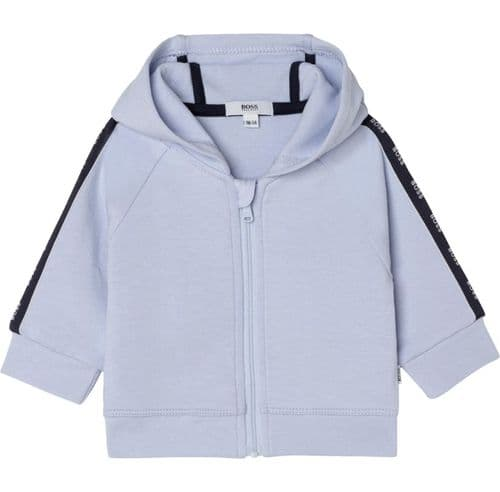 BOSS AW21 Baby Blue Jogging Top