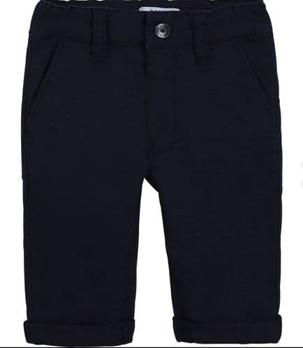 BOSS AW21 Toddler Navy Trousers