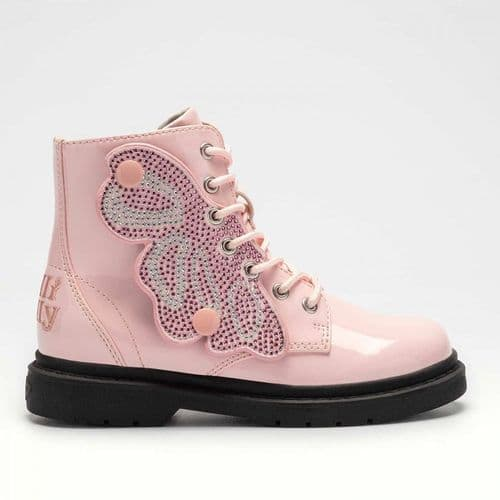 Lelli Kelly AW21 Stivale Pink Boot 4540 FC01