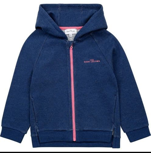 Little Marc Jacobs AW21 Navy Cardigan