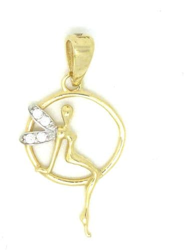 9ct gold Pendants and Charms