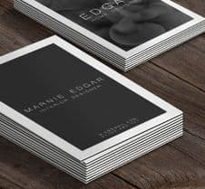 810gsm Triple Layer Business Cards
