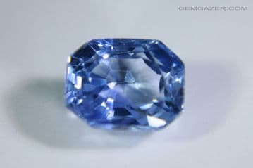 Blue Sapphire, faceted, Sri Lanka. 1.53 carats.  ** SOLD **