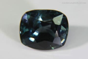 Blue Spinel, faceted, Myanmar. 1.08 carats.
