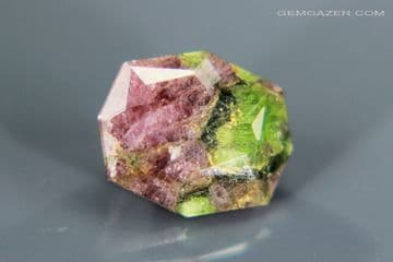 Chromian Pyrope Garnet, faceted, Norway. 2.49 carats.  ** SOLD **