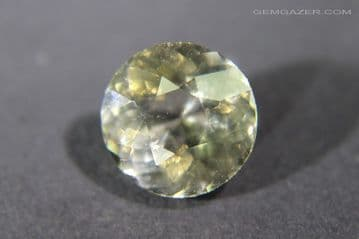 Heliodore Beryl, faceted, Colombia. 2.31 carats.