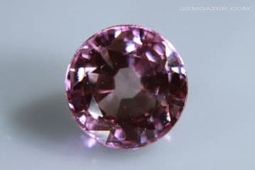 Pink Sapphire doublet composite, faceted. 2.10 carats. ** SOLD **