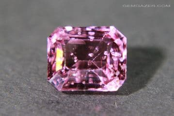 Pink Spinel, faceted, Tanzania. 1.94 carats.