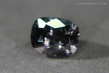 Purple Spinel, faceted, Tanzania. 2.09 carats