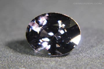 Spinel, purple faceted, Myanmar. 2.15 carats.  ** SOLD **