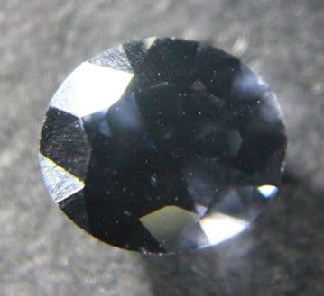 Spinel, purple faceted, Sri Lanka.  1.57 carats. ** SOLD **