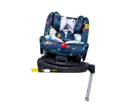 All In All Rotate Car Seat Sea Monster