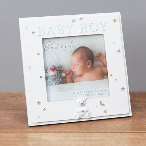 Baby Boy Picture Frame