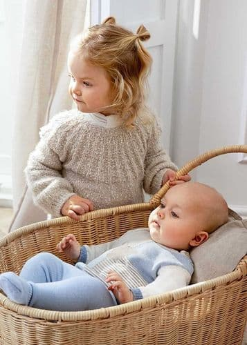 Boys Knitted Top & Trousers