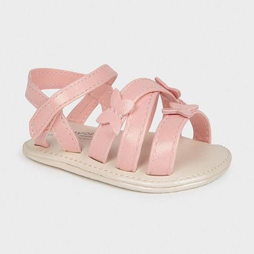 Butterfly Sandals - Pink