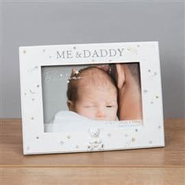 Daddy and Me Photo Frame