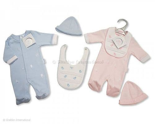 Duck 3 Piece All in One Set