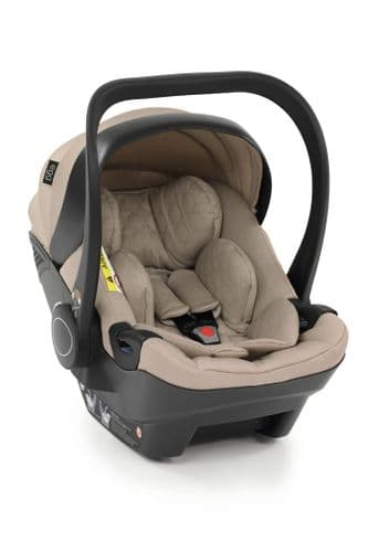 Egg Shell I-size Car Seat - Feather