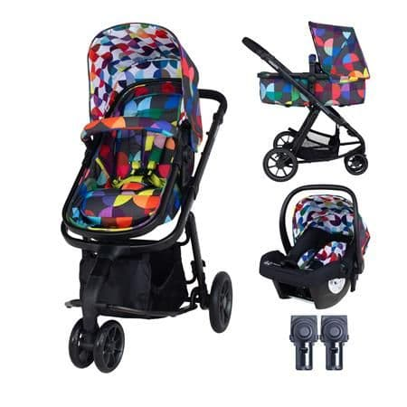 Giggle 2 in 1 Travel System - Kaleidoscope