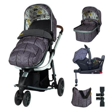 Giggle 3 Travel System with Everything Fika Forest