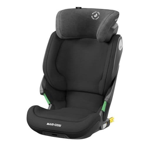 Kore i-Size isofix Booster Car Seat, Authentic Black