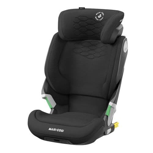 Kore Pro i-Size isofix Booster Car Seat Authentic Black