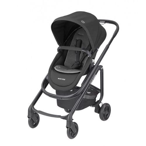 Lila SP Stroller Essential Black