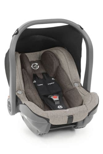 Oyster Capsule i-Size Car Seat - Pebble