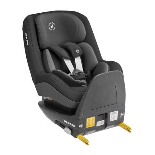 Pearl Pro Car Seat Authentic Black