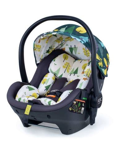 Port I-Size Car Seat Into The Wild