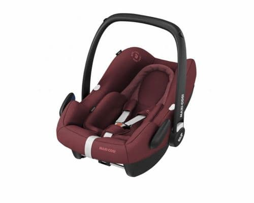 Rock Car Seat Essential Red