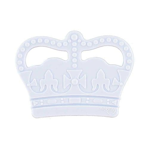 Silicone Teether Toy - Crown/Tiara