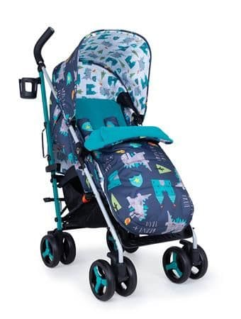 Supa 3 Stroller Dragon Kingdom