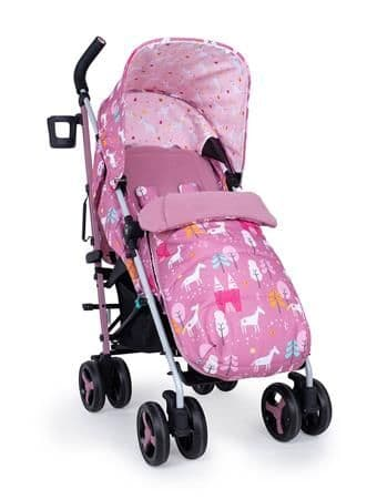 Supa 3 Stroller Unicorn Land