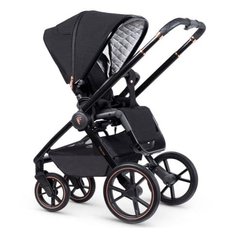 Tinum - Special Edition - Stylish Black - Pushchair